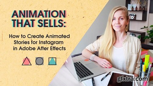 Animation that Sells: How to Create Animated Stories for Instagram in After Effects