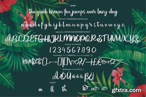 Bilesa New Style Script
