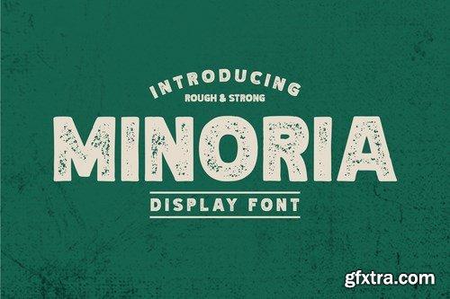 Minoria - Display rough