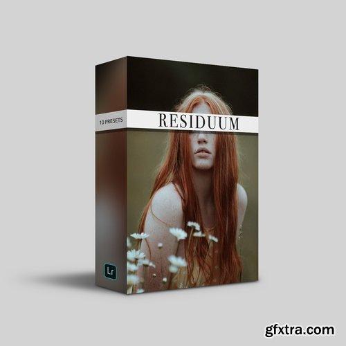 Cvatik - Residuum Styles for Capture One Pro (Win/Mac)