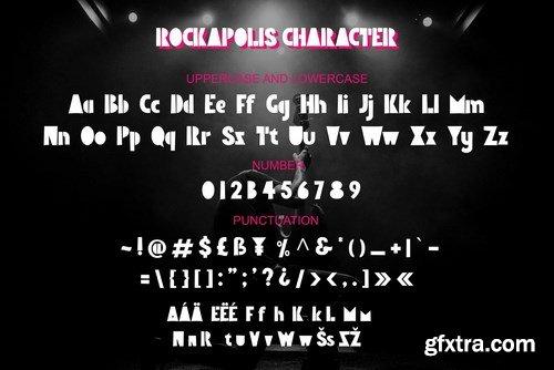CM - Rockapolis 6060889