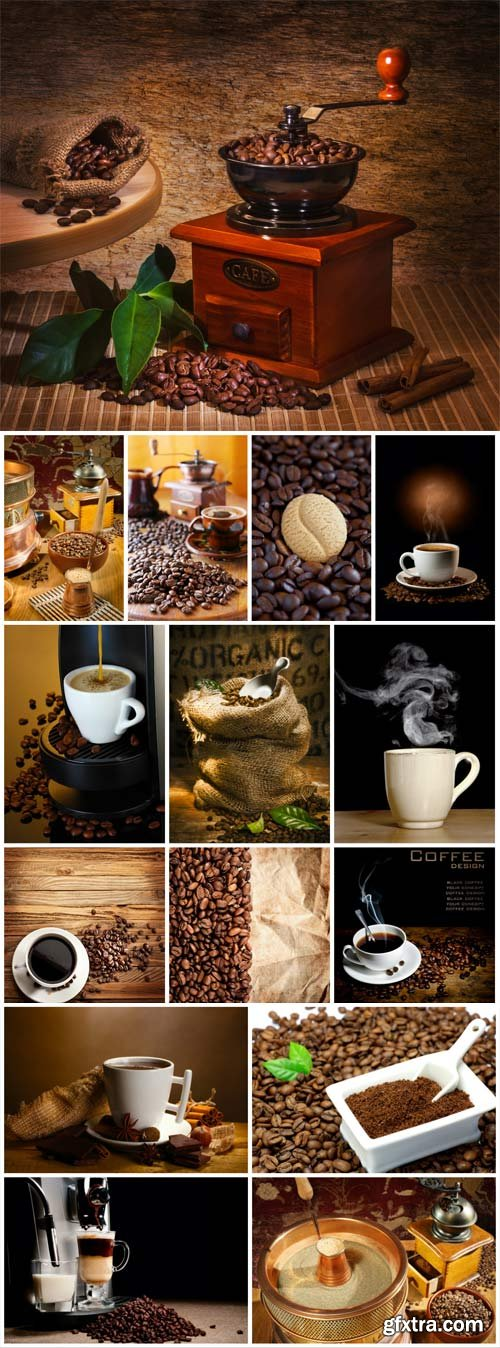 Coffee, stock photo