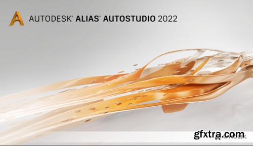 Autodesk Alias AutoStudio 2022