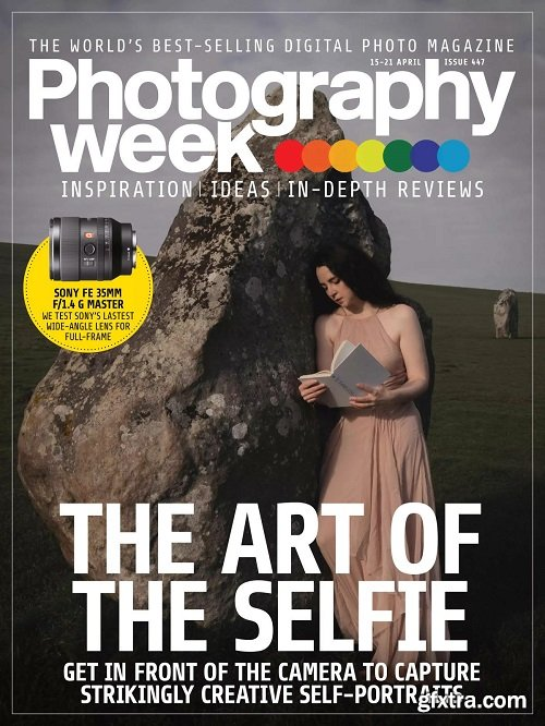 Photography Week - April 15, 2021