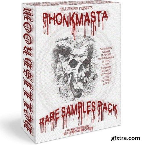 PHONKMASTA Rare Samples Pack WAV