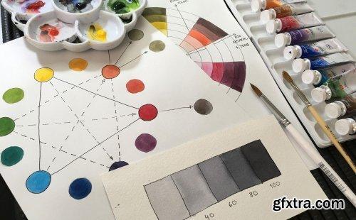 Understanding Color in Watercolor