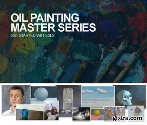 The Virtual Instructor - Oil Painting Master Series