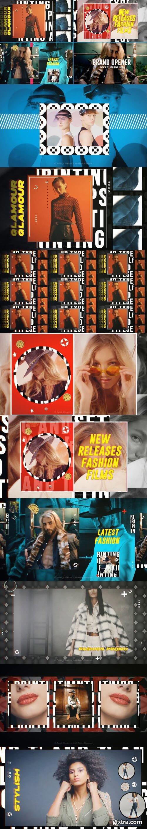 Videohive - Fashion Brand Opener - 29915784