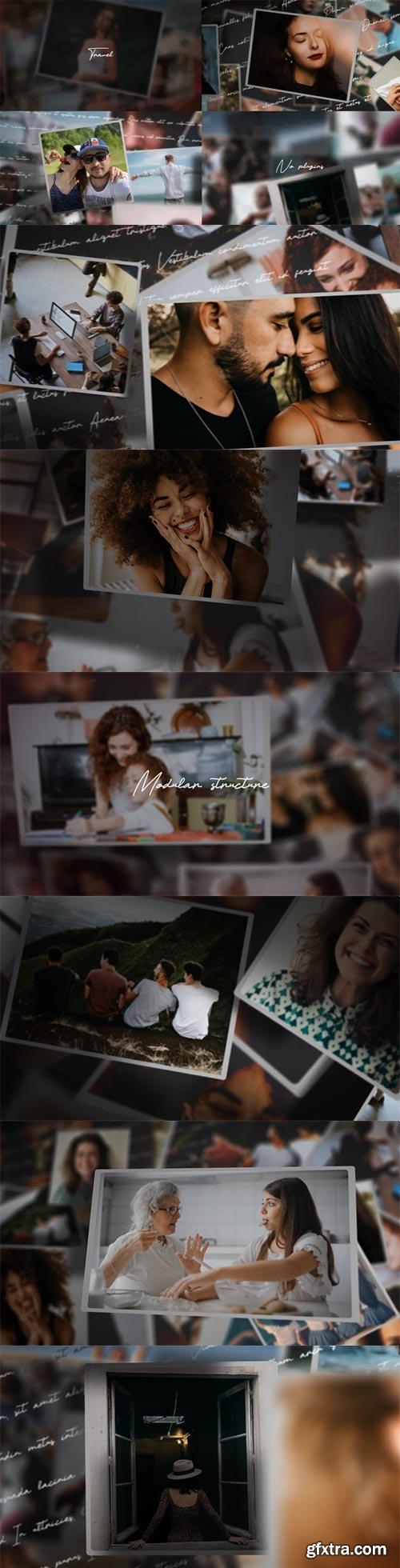 Videohive - Slideshow My Life - 29904609