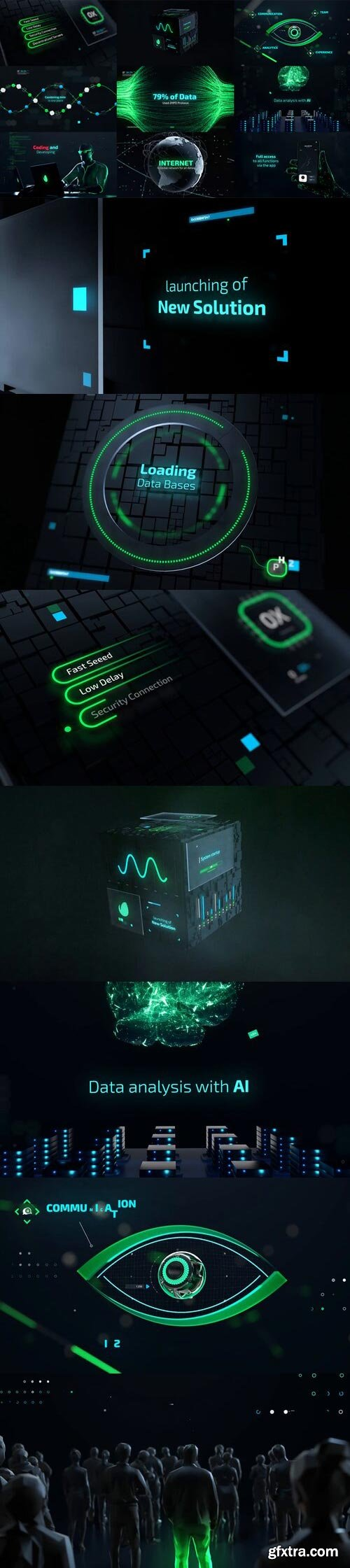 Videohive - Cyber Technology Trailer - 31019182