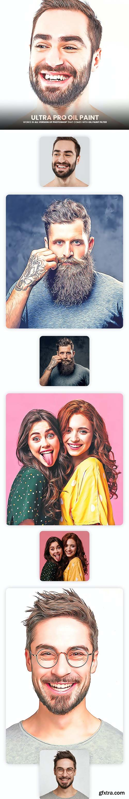 GraphicRiver - Ultra Pro Oil Paint 30398638