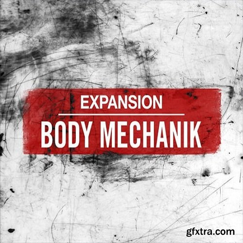 Native Instruments Body Mechanik Expansion