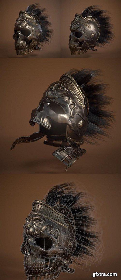 King Gaiserics Helmet