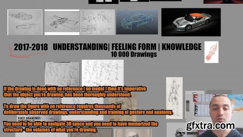 Gumroad - Understanding Drawing - A Guide From Beginner to Imagination - Principles, Levels, Skills, Traps, Maps
