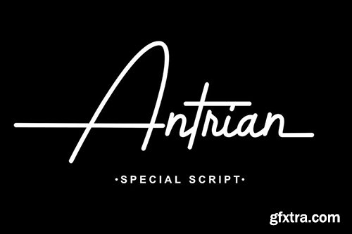 Antrian Font