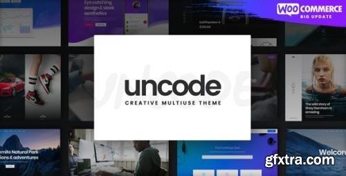 ThemeForest - Uncode v2.3.6.3 - Creative Multiuse & WooCommerce WordPress Theme - 13373220 - NULLED