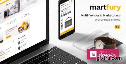 ThemeForest - Martfury v2.6.2 - WooCommerce Marketplace WordPress Theme - 21273233
