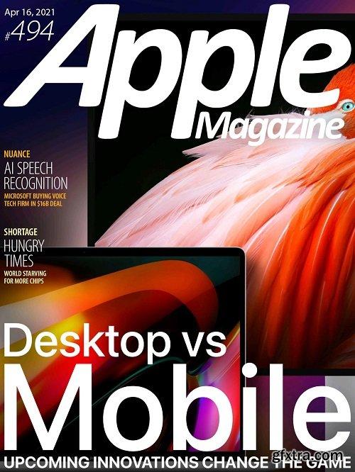 AppleMagazine - April 16, 2021