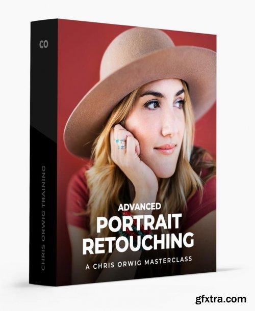Advanced Portrait Retouching Masterclass