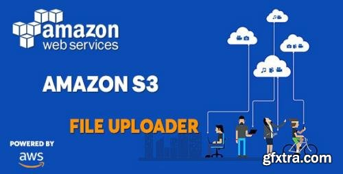 CodeCanyon - AWS Amazon S3 - File Uploader v1.0.1 (Update: 19 March 20) - 24399000