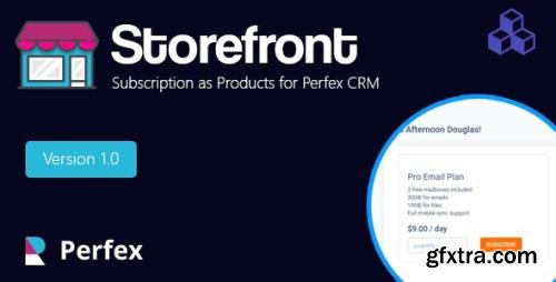 CodeCanyon - Products and services for Perfex CRM v1.3.1 - 26621431
