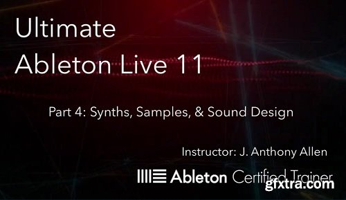 Skillshare Ultimate Ableton Live 11 Part 4 Synthesis and Sound Design