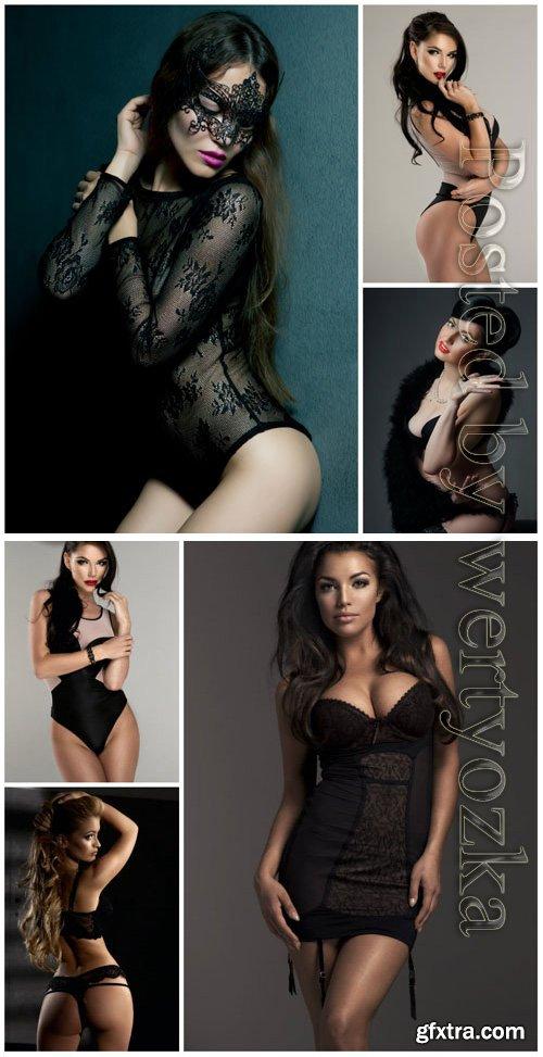 Women in lingerie, pretty girls vol 10