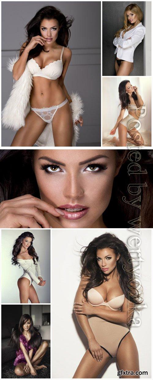 Women in lingerie, pretty girls vol 16