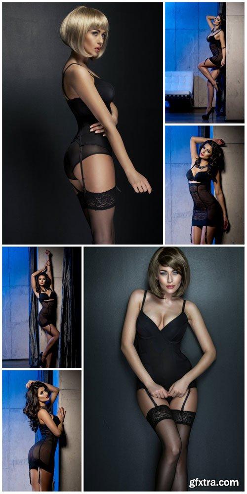 Women in lingerie, pretty girls vol 4