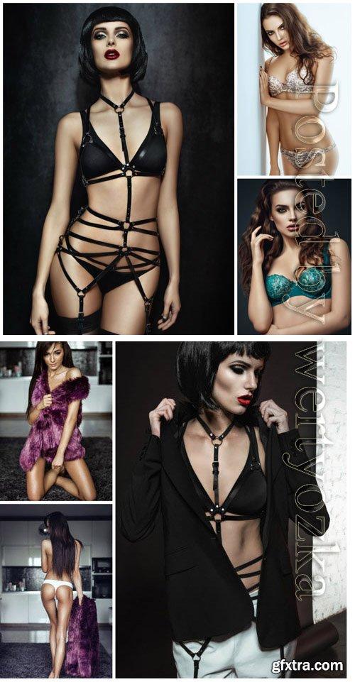 Women in lingerie, pretty girls vol 15