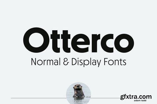 CM - Otterco Font Family 6070288