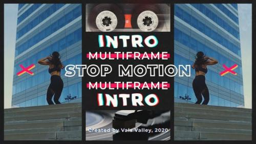 Videohive - Stop Motion Multiframe Intro