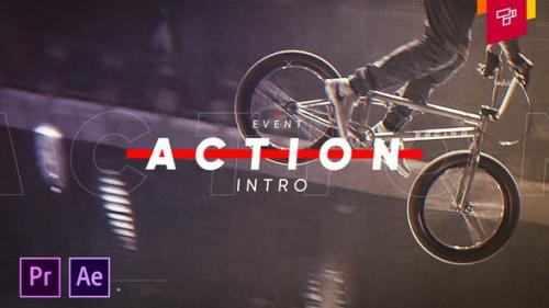 Videohive - Action Event Intro
