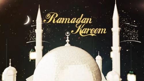 Videohive - Ramadan Kareem Intro