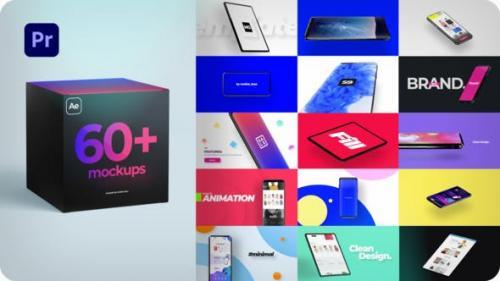 Videohive - Mockup Kit For Premiere Pro
