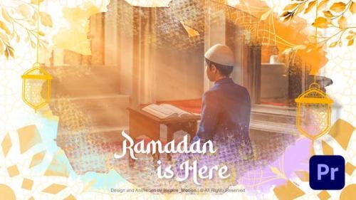 Videohive - Ramadan Kareem Opener | MOGRT for Premiere Pro