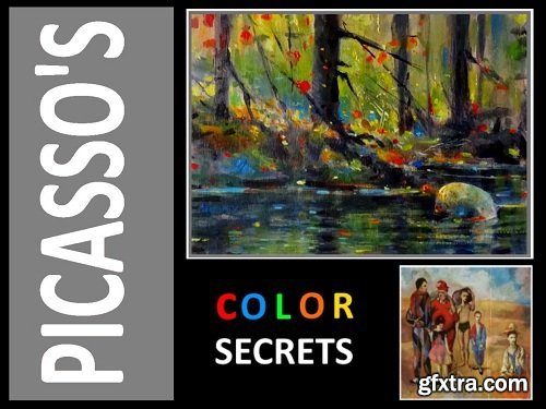 Learn How To Use Picasso\'s Color Secrets