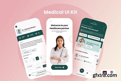 Medical UI Kit
