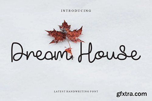 Dream House Font