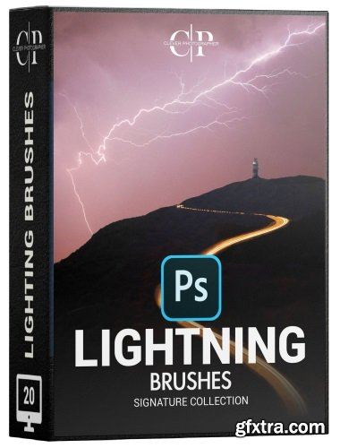 Clever Photographer - Photoshop Brushes: Lightning