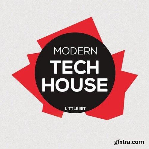 Little Bit Modern Tech House WAV