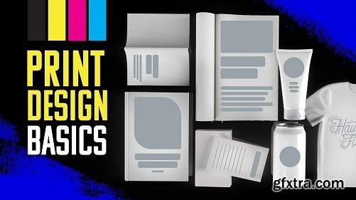 Print Design Basics for Graphic Designers