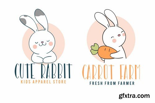 Thiny Bunny - Cute Easter Font