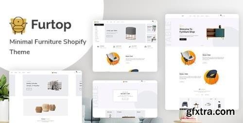 ThemeForest - Furtop v1.0.0 - Minimal Furniture Shopify Theme - 31670844