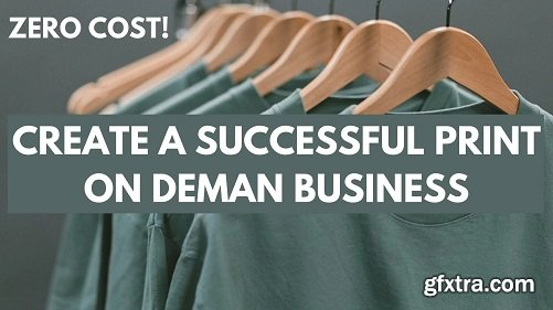 Create a Successful Print on Demand Business