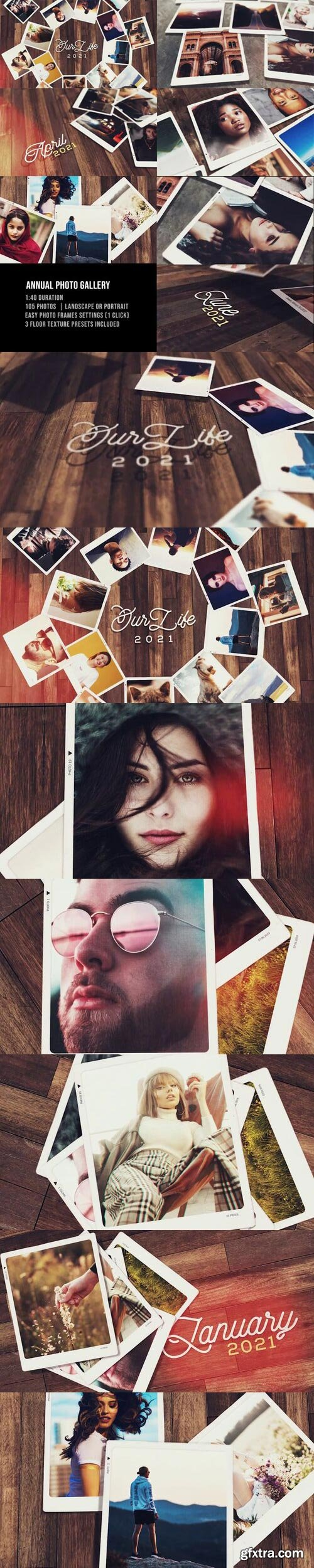 Videohive - Annual Photo Gallery - 30275906