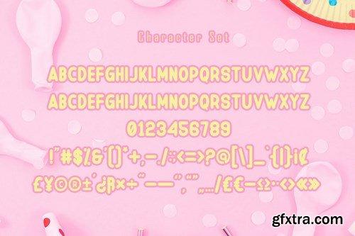 Befimonk - Bold Sans Serif