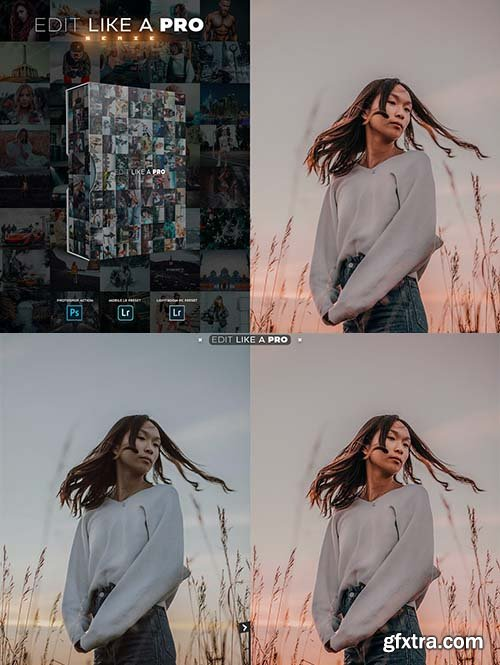 Edit Like A PRO 38th - Photoshop & Lightroom
