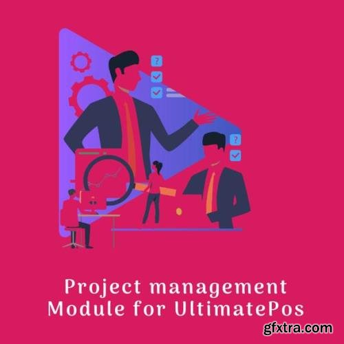 UltimateFosters - Project Management Module for UltimatePOS v1.6