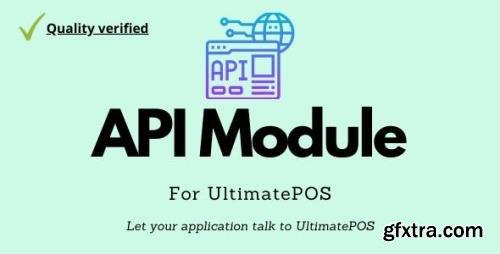 UltimateFosters - REST API Module for UltimatePOS v0.9